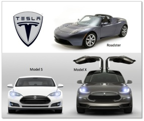 Roadster S and X